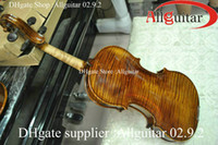advanced violins - Advanced Violin Years Spruce Top with Naturally Air Dried Strad Violin with case