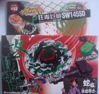 Wholesale Beyblade Spin Top Toy Beyblade Metal Fusion BB29A Luncher
