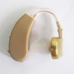 Wholesale Best ear Sound Amplifier Volume Adjustable Tone Hear Hearing Aids Aid Battery V168
