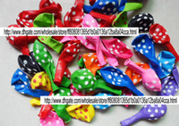 Wholesale 12 quot polka dots balloons wedding favor brithday decorations latex balloons party items balloon
