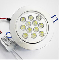 high performance Brand New 85- 265v 12 LED Light 12W Luminous...
