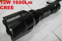 Wholesale 1pcs I29 Ultrafire W Lumens CREE XM L U2 LED Flashlight Torch Lamp Light Camp C9