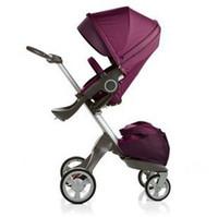 Other stokke xplory - 2014 New Fasion Stokke Xplory Stroller Baby Stroller Toddlers Prams Purple z TT36752301125