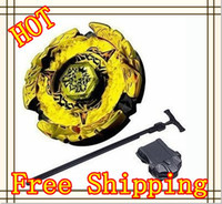 Wholesale Newest models beyblade new toy D BB99 beyblade with ruler puller EMS