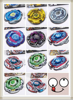 Wholesale new arrival beyblade d rapidity with BB63 random booster BB99 hell kerbecs mixed