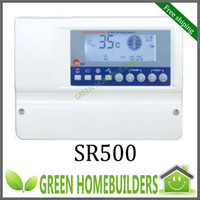 Wholesale Non Pressure Solar Water Heater Controller SR500 classes water level display