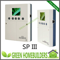 Wholesale New Arrival Programmable solar water heater controller SPIII TFT display