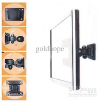 Wholesale New Wall Mount for quot quot Flat Panel Screen LCD TV Monitor ps