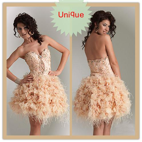Unique Sexy Short Homecoming Dresses - Holiday Dresses