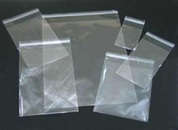 Wholesale 20 CM PP Polypropylene Plastic Transparent Self Sealing Bags Bag Keep Out of Dust amp Wet Air