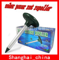 Wholesale Garden Solar Powered Electronic Snake Repellent Solar Snake Repeller Get Rid Of All Poisonous Snakes