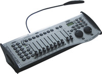 Wholesale New channels silvery color console Dmx controller stage light equipment