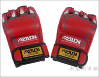 Wholesale High quality Grappling MMA gloves ufc boxing fight ultimate gloves punch