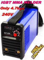 Wholesale MMA WELDER IGBT WELDING MACHINE ZX7