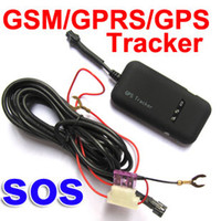Wholesale Vehicle GPS Tracker TK110 Built in GSM GPS Antenna Low Noise and High Gain Mini Portable GPS Tracker Car Tracking System
