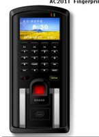 Wholesale Door Access Control and Time Attendance with TFT Color Screen Fingerprint ID Card TCP IP AC201T