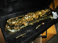 Wholesale Gold baritone saxophone dropshipping