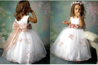 Ankle-Length Strapless Chiffon Strapless Cocktail Dresses Flower Girl Dresses Chiffon Prom Gown Custom Made Size:2-16