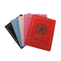 Wholesale New Magic Book Leather Case Protective Cover holder For iPad2 iPad3 Tablet colors AP149927