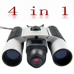 Wholesale 1pcs X Digital Camera quot Binocular PC Camera Digital Video in A38 X X CMOS