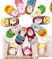 Wholesale Busha Cartoon socks Anti skid Socks Baby sock stockings Sock booties low price