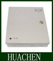 Wholesale 9 Channel V DC A Regulated Power Supply for CCTV System
