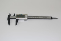Wholesale Cheap inch LCD Digital Vernier Caliper Micrometer Guage mm Electronic Digital Caliper
