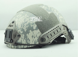Free Shipping --FMA Ops-Core Helmet Acu Helmet   Sports Helmet can connected headlights