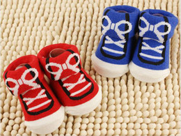 Wholesale Baby Sox Baby Sock Children Socks Infant Baby Shoes Kids Sock Antiskid Babys Shoes Best Babys Wear