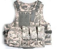 Wholesale Molle Tactical Vest Seal Amphibious ves War Game Protective vest