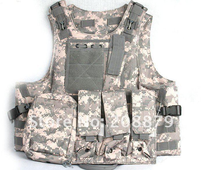 Tactical Vest Canada Molle Tactical Vest / Seal