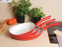 Wholesale Richef shell ceramic Non stick fry pan frypan cooking dine kitchen