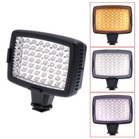 Wholesale CN LUX560 LED Video Light Camera Lamp for Camera DV Camcorder Lighting K K LED
