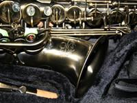 Wholesale New Arrival CTE EB Bronze alto Saxophone Custom Abalone shell KEY Chinese Saxophone Woodwind