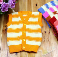 Wholesale Children clothes Girls Sweet knitting cardigan Factory Direct baby sweater