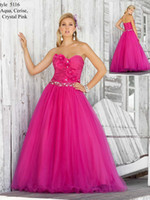 Cheap Amazing Strapless Engagement Party Pleated Top with Long Full Skirt Blush Prom Dress formal event
