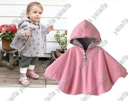 4pcs Vêtements à deux faces Vestes réversibles pour bébés manteaux manteau bébés bébés vêtements nourrissons à partir de deux usure fabricateur