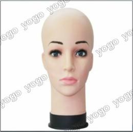 Wholesale Female Mannequin Head Model Wigs Display Hat Cap Holder quot MH1201