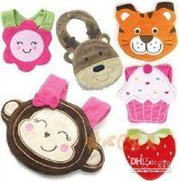 Wholesale 2012 hot sale Animals Bibs cotton Cartoon Animal Bibs amp Burp Cloths Bib Skip baby kids