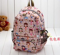 Wholesale Harajuku lovers backpack size H40 W27 D15cm various of colors
