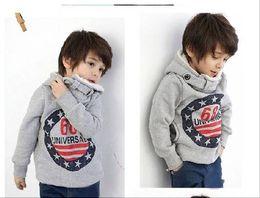 Wholesale Autumn winter Kids Clothing Children Clothes Kids Hoodies Children Hoodies Boy Hoody Girl Hoody Coat