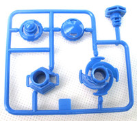 Wholesale Blue Color set BEYBLADE plastic FUSION high performance tips RARE