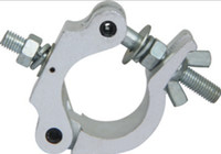 Wholesale stage clamps Quick Coupler aluminium Polished for Dia mm tube Width