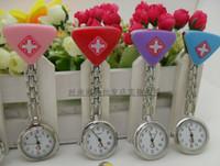 Wholesale 30PCS Nurse Medical Metals Rope Quartz Colorful Candy Color Watch Unisex Women Ladies Watches