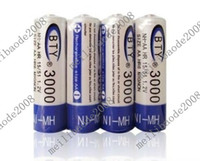 Wholesale 1000pcs H25 New V AA mAh Ni MH Rechargeable BTY Battery For RC Camera MP3