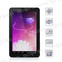 Wholesale 9 inch GB Allwinner A13 Android T900 Tablet Capacitive Screen Camera support Multi language MID