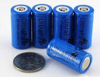 Wholesale Brand ultrafire V Rechargeable Battery mAh for LED Flashlight