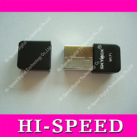 Wholesale 150M USB WiFi Wireless Network Card LAN Adapter best for Skybox F3 Skybx M3 Openbox X3