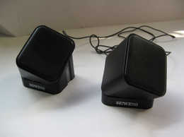 Бизнес Стиль Senkeno Ваш One-Stop Media Provider Mini USB спикер для портативных ПК MP3 MP4 - Iebay