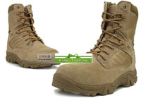 Wholesale 1PAIR Delta Outdoor Camping Specialist Boots Army Boots Shoes Retail